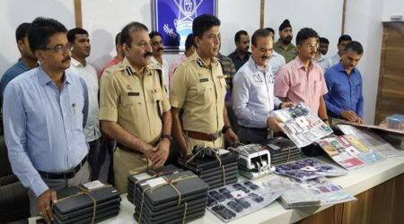 Thane Police busts Rs 500-crore cryptocurrency racket; one held