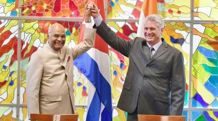 India, Cuba agree to enhance cooperation in biotechnology, renewable energy