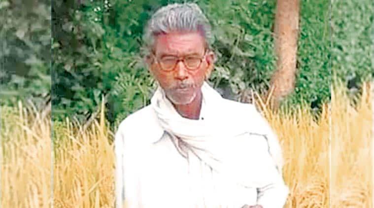 Rahul Gandhi, Dadaji Khobragade, paddy farmer, late paddy farmer, India news, Indian Express news