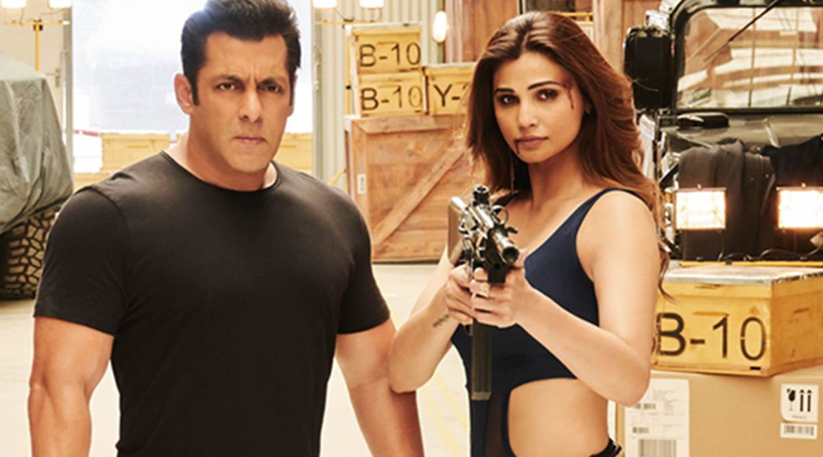 Race 3 actor Daisy Shah: Salman Khan has put his faith on me, I don't want  to disappoint him | Entertainment News,The Indian Express