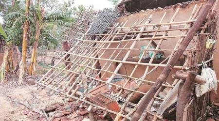 Dalits return to Odisha village after attack — with assurance fromofficers