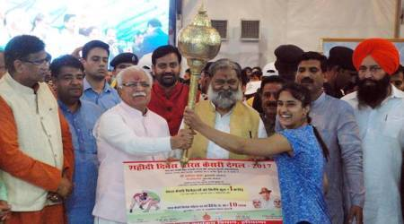 Haryana govt under fire from sportspersons, politicians alike
