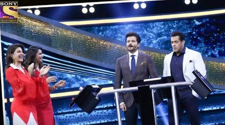 Anil Kapoor along with the rest of the Race 3 cast will be gracing tonight's episode of Dus Ka Dum