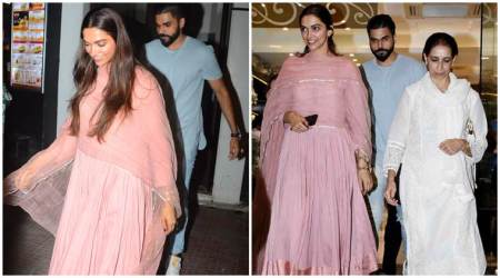 Deepika Padukone enjoys a day out with mom Ujjala, see photos