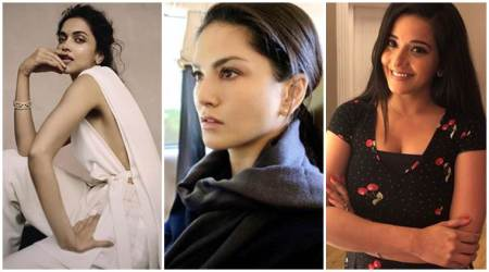 You cannot miss these photos of Deepika Padukone, Monalisa and Sunny Leone