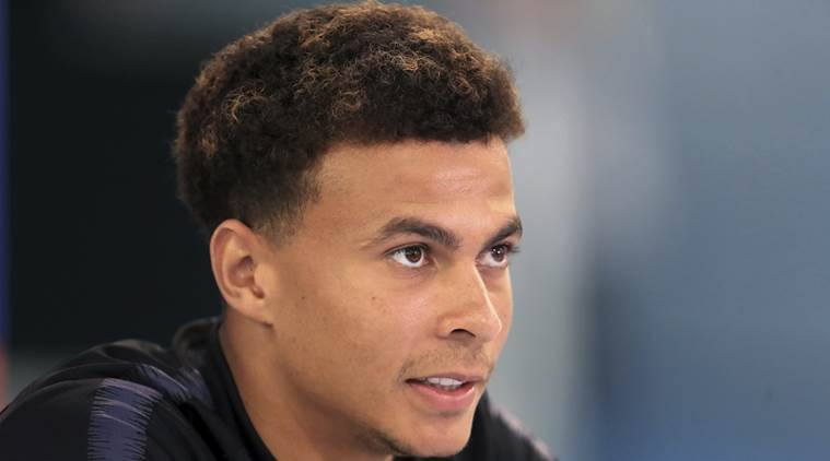 England's Alli promises best behaviour at World Cup