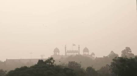Why Delhi dust haze may be here to stay