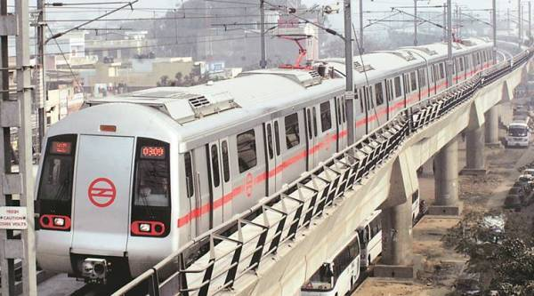 Injured peahen slows down Delhi metro's Yellow Line services