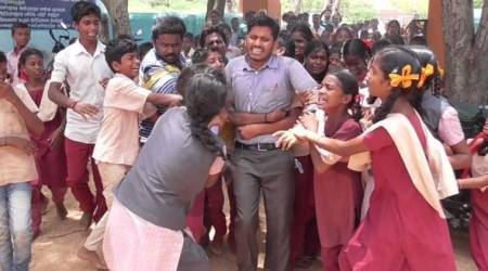 Tamil Nadu: Students protest teacher transfer, govt delays process