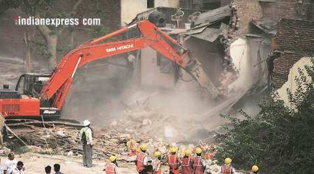 Illegal building partially razed, HC stays action for 10 days