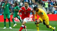 FIFA World Cup 2018: Russia put in the hard yards as World Cup's running men