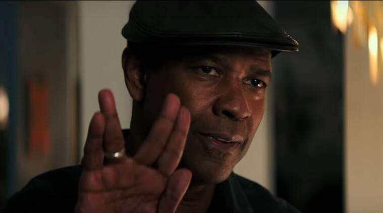 The Equalizer 2 trailer still