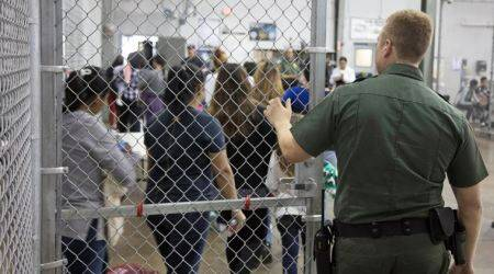 Nearly 100 Indians held at two detention centres in US, India establishes contact