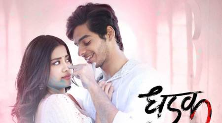 Dhadak title track release LIVE UPDATES: You will fall in love with Janhvi Kapoor and Ishaan Khatter