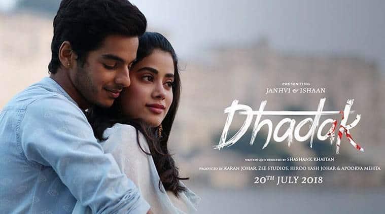 Dhadak trailer Janhvi Kapoor, Ishaan Khatter