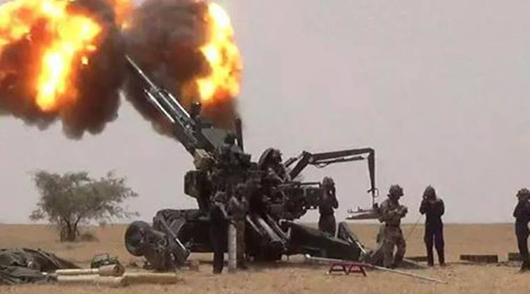 ofb-gets-clearance-for-producing-114-long-range-artillery-gun-'dhanush'