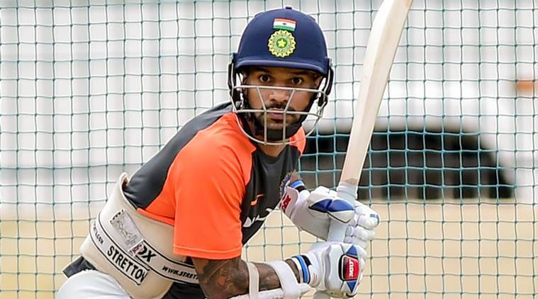 India vs Afghanistan: Shikhar Dhawan aborts practice session, raises injury concern