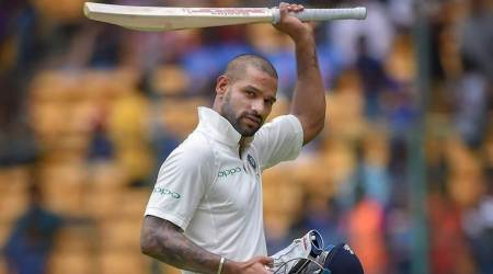 Shikhar Dhawan reaches career-best 24 in ICC Test rankings, Murali Vijay and Ravindra Jadeja move up too