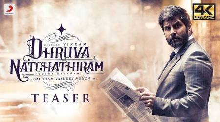 Dhruva Natchathiram teaser: An uber stylish Vikram, brilliant sound mixing and classy visuals