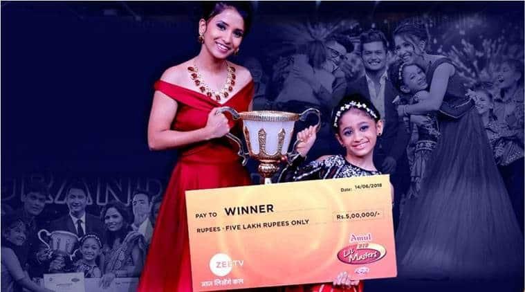 DID Lil Masters 4 winner Jiya Thakur Madhuri Dixit