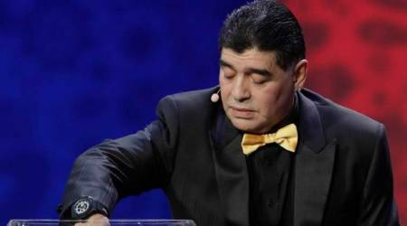 Diego Maradona says Mexico does not deserve to host 2026 WorldCup
