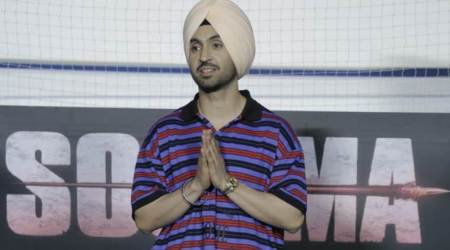 Diljit Dosanjh: Told producers I would do a romantic film for free but not Soorma