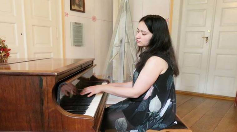musicals, musical drama, Dinara klinton, animated films, magic piano, pianist, piano, Ukranian pianist, musical concerts, chopin shorts, showhouse events, indian express, indian express news