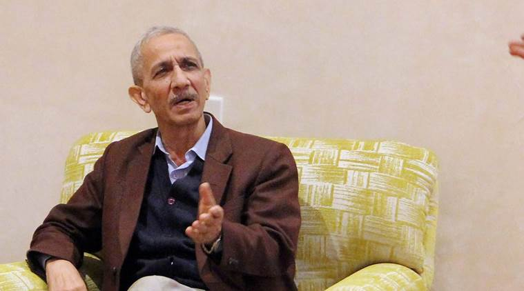 My priority is to lay foundation stone from where we can start further dialogue: Dineshwar Sharma