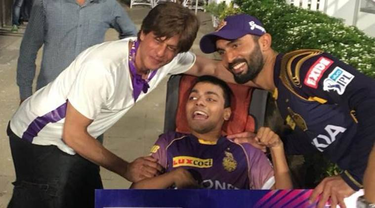 Dinesh Karthik, Dinesh Karthik birthday, Dinesh Karthik India, Dinesh Karthik KKR, Shah Rukh Khan, sports news cricket, Indian Express