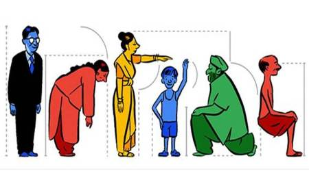 Prasanta Chandra Mahalanobis, Indian statistician, remembered with a Google doodle on 125th birth anniversary
