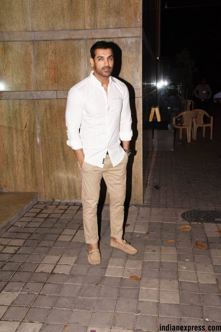 john abraham parmanu success bash