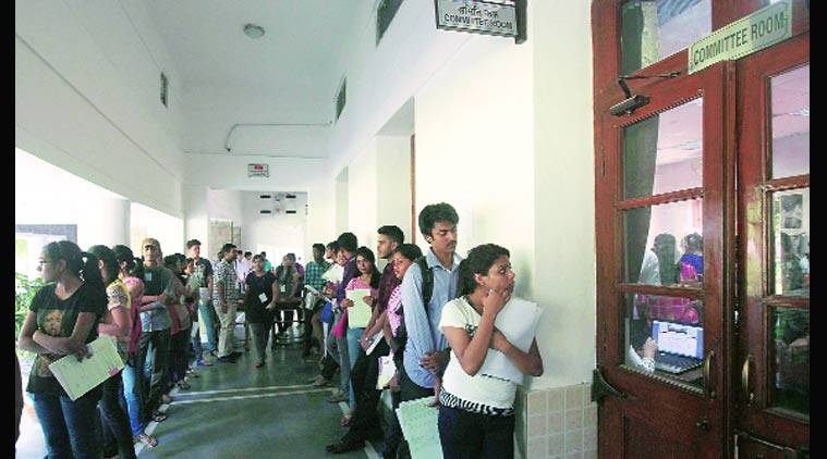 DU colleges oppose change in admission norm for OBC candidates