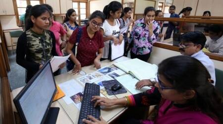 DU First Cut Off 2018 highlights: Cut-off soar, most courses cross 98% mark