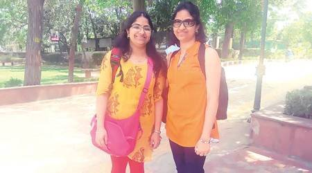 Twins admitted to same Delhi University college and course