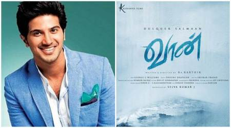 Dulquer Salmaan's next in Tamil gets a title, see the first poster