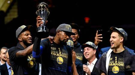 Kevin Durant, Golden State Warriors agree to short-term deal: Reports