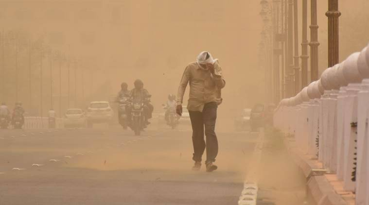 13 die in Uttar Pradesh due to dust storm on Wednesday