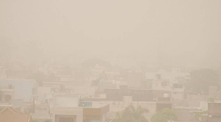 Dust storms: Mandi Gobindgarh records worst air quality in India