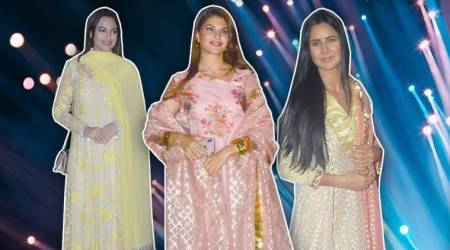 Katrina, Jacqueline, Sonakshi rule the room with their ethnic attires at Arpita Khan Sharma's Eid bash