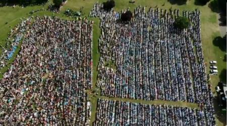 WATCH: Record-breaking 1.4 lakh people gather to offer namaz in Europe's 'biggest' Eid celebrations