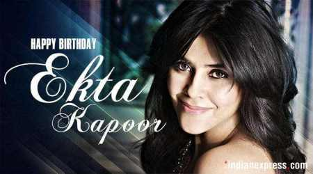 Happy Birthday Ekta Kapoor: The undisputed queen of television