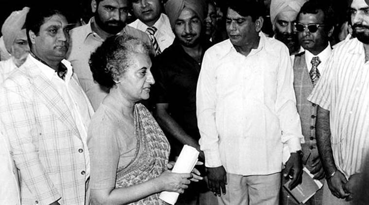 emergency, emergency anniversary, 43 years of emergency, indira gandhi, why was emergency declared, emergency 1975, jayaprakash narayan, jp, emergency news, India news, Indian Express