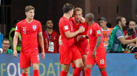 England vs Tunisia Highlights, FIFA World Cup 2018: England beat 2-1 Tunisia with late Harry Kane goal