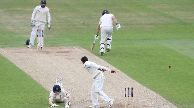 Pakistan vs Australia 1st Test Day 5 Live Cricket Score