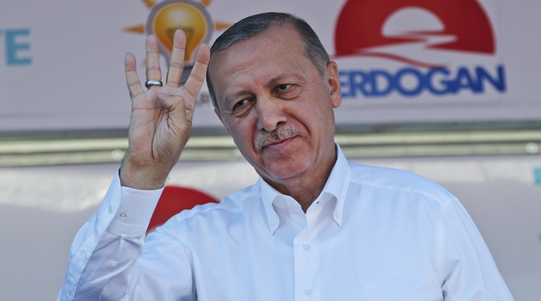 Erdogan facing major test as voting ends in Turkey elections