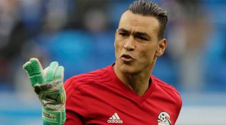 FIFA World Cup 2018: Egypt's Essam El-Hadary becomes oldest player to play in a WorldCup