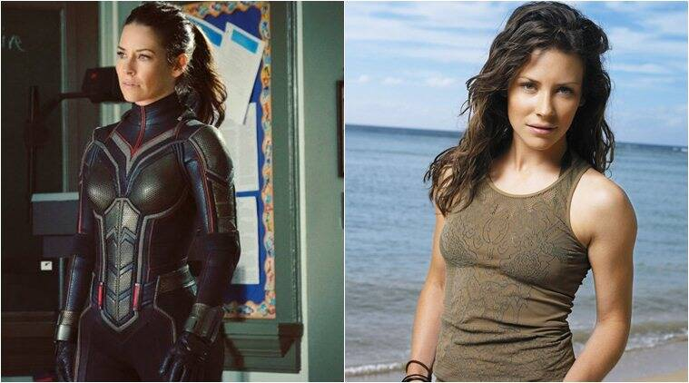 evangeline lilly compares lost to avengers 4