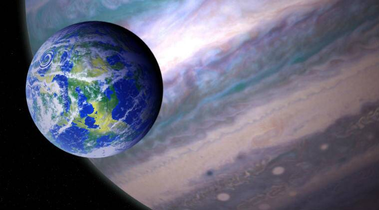 Giant Planets, Moons, Exomoons, University of California, Life-hosting Moons, Planets, Moon, Exoplanets, Astrophysical Journal, University of Southern Queensland