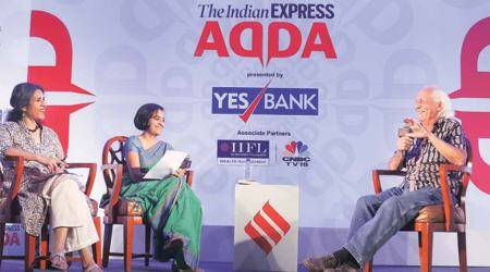 I believe that touching a snake opens people's minds and changes it forever: Romulus Whitaker at ExpressAdda