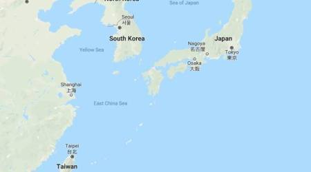 US F-15 fighter jet crashes into sea off Okinawa: Japanese media